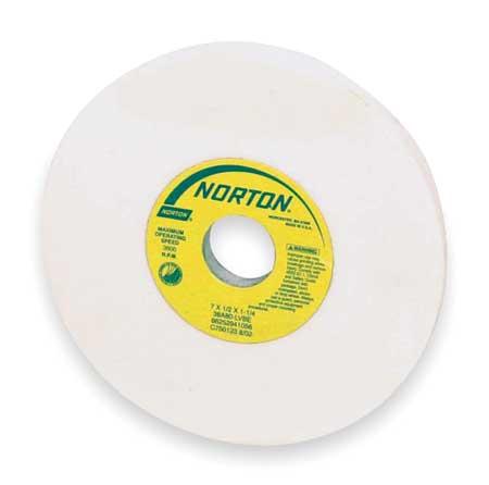 Grinding Wheel, T1, 14x1-1/2x5, AO, 60G, Med