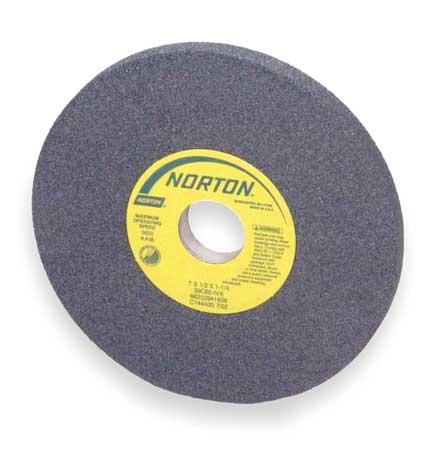 Grinding Wheel, T1, 6x1/2x1.25, SC, 100G, PK5