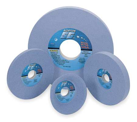 Grinding Wheel, T1, 12x1x3, CA, 60G, Med, Blue