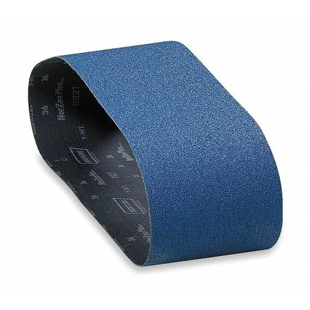 Sanding Belt, 6 In Wx48 In L, ZA, 40GR