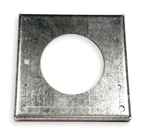 Electrical Box Cover, 50A Receptacle