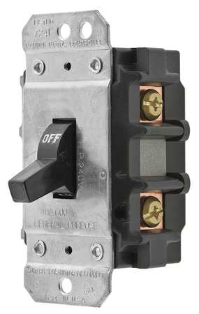 Manual Motor Switch, 30A, 600VAC, 2P