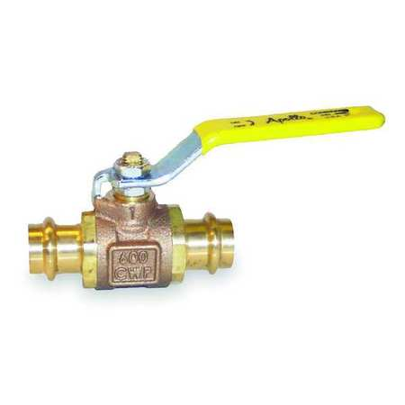 Bronze Ball Valve, Press, 2 in
