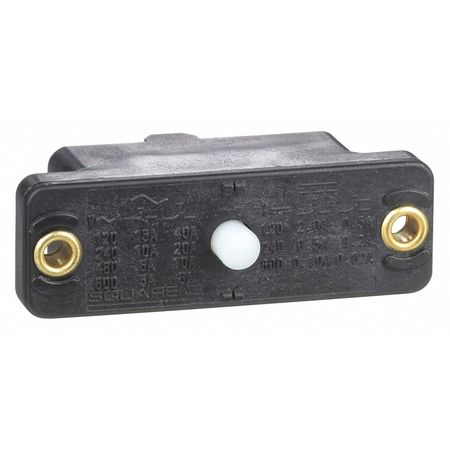 SQUARE D 9007AO2 Industrial Swch,15A,1 NO,1 NC,Button