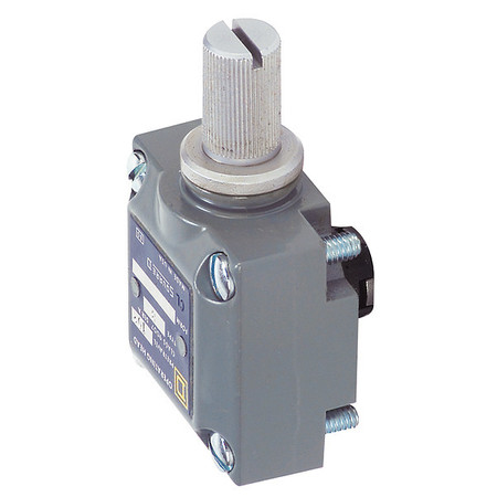 Limit Switch Head, Rotary, Side, 25 in.-oz