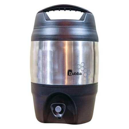 Beverage Cooler, 1 gal., Black