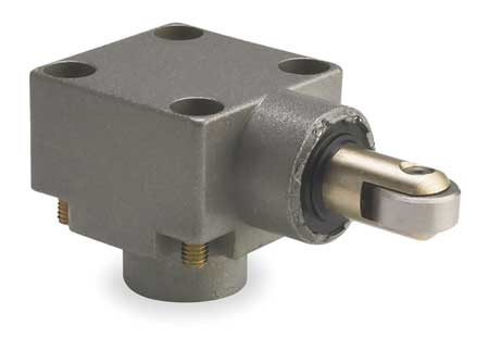 Limit Switch Head, Rllr Plngr, Side, .88 In