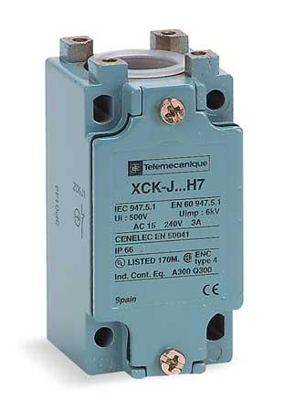 Limit Switch Body, 1NO/1NC, 10A @ 300V