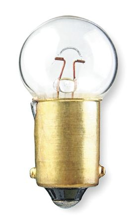 Miniature Lamp, 293, 5.0W, G4 1/2, 14V, PK10