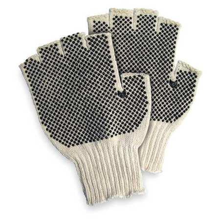 Knit Glove, Poly/Cotton, L, PR