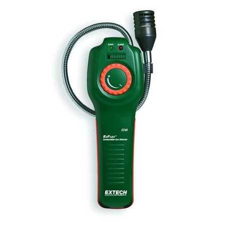 Combustible Gas Detector, Flex Gooseneck