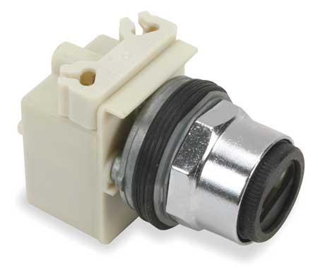 Illum Selector Switch, 2 Pos, 30mm, No Knob
