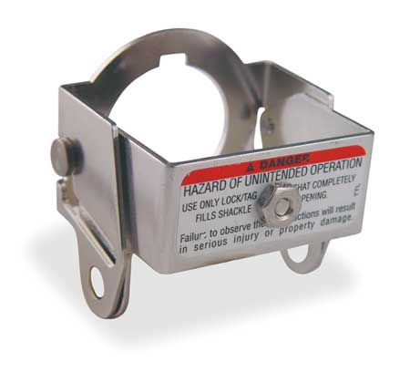 Padlock Attachment, F/30mm Operator