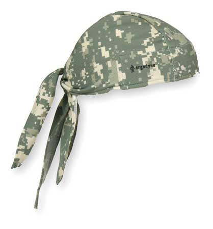 Cooling Hat, Camouflage