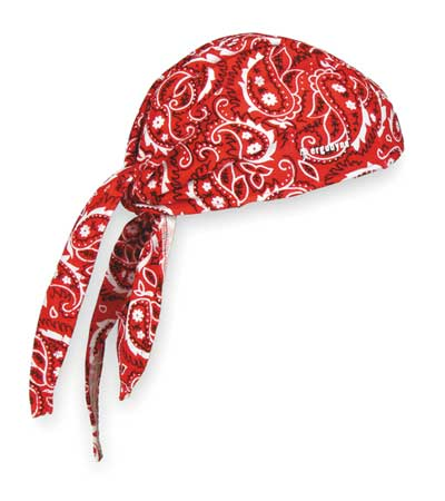 Cooling Hat, Red, Universal