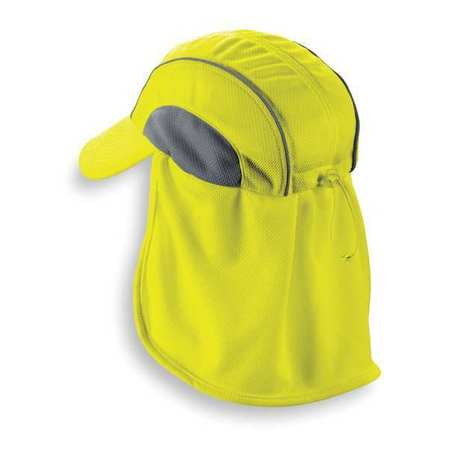 Cooling Hat, Lime, One Size