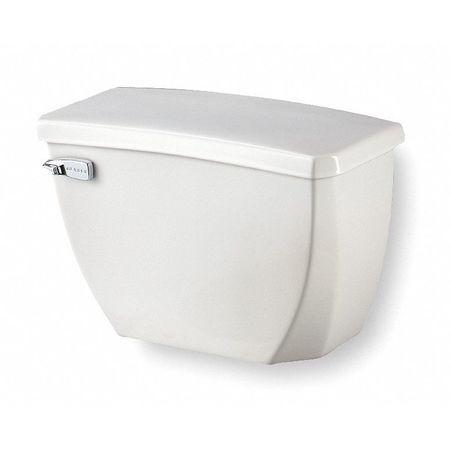 GERBER Toilet Tank,  Pressure Assist Tank 1.1 gpf,  Left Hand