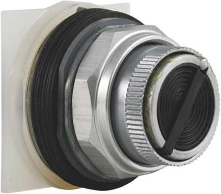 Non-Illum Selector Swtch, 30mm, 2 Pos