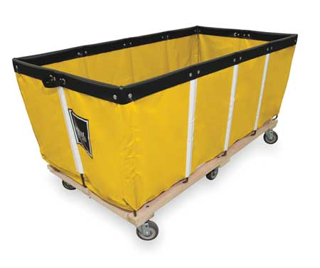 "Extractor Truck, 60"", yellow Vinyl"