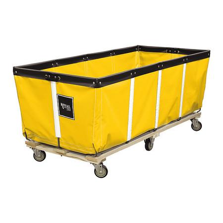 """Extractor Truck, 60"""", yellow Vinyl"""