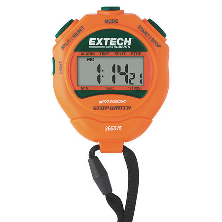 Digital Stopwatch, Backlit LCD