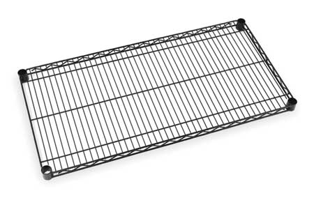 Wire Shelf, 1-1/8 H x 18 W x 60 in. D, PK5