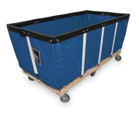 """Extractor Truck, 60"""", Blue Vinyl"""