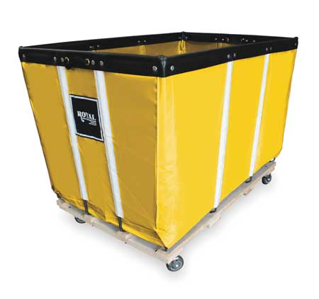 Basket Truck, 24 Bu. Cap., Yellow, 54 In. L