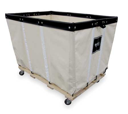 Heavy Duty Basket Truck, 24 Bu, Canvas