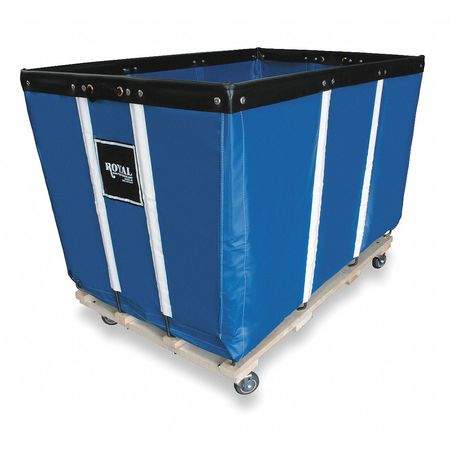 Heavy Duty Basket Truck, 24 Bu, Blue Vinyl