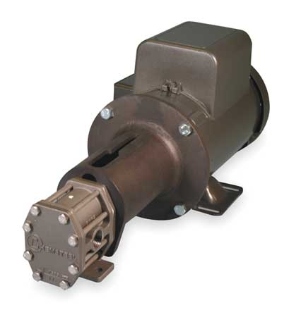 Rotary Gear Pump, 1 1/2 HP, 3 Phase