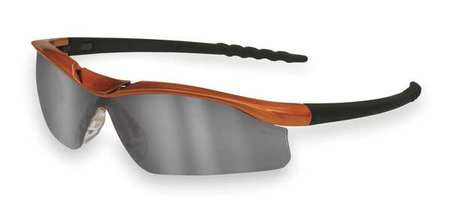 Crews Indoor/Outdoor Safety Glasses,  Anti-Fog,  Scratch-Resistant