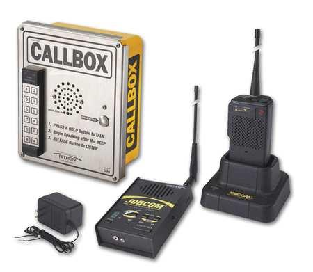 Gate Guard System w/ Keypad, VHF