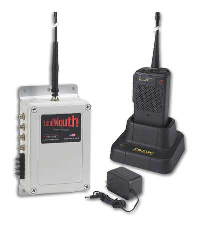 Radio Receiver System, VHF