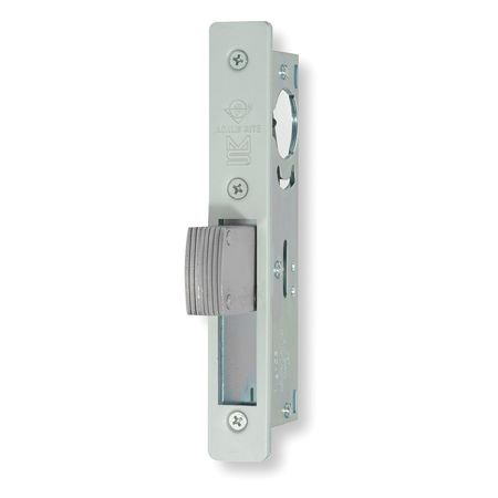 Deadbolt Less Cylinder, HD, Satin Chrome