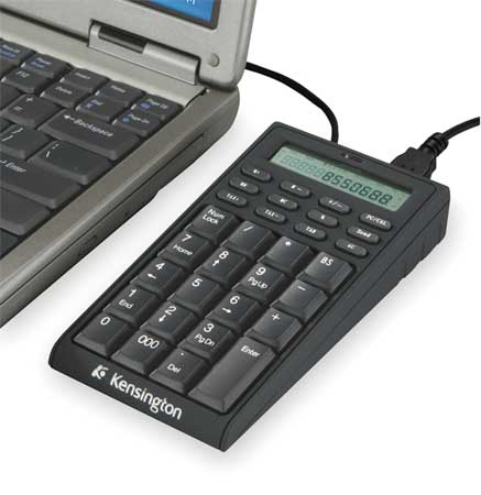 Notebook Keypad Calc w/USB Port