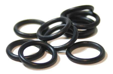 """O-Ring,  3/8"""" I.D. x 1/2"""" O.D. x 1/16"""" Thick,  Pk10"""