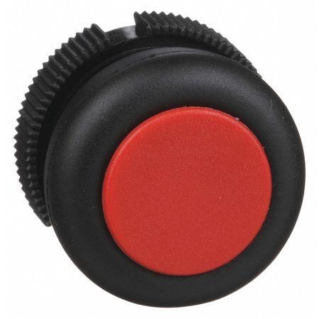 Non-Illum Push Button Operator, Red
