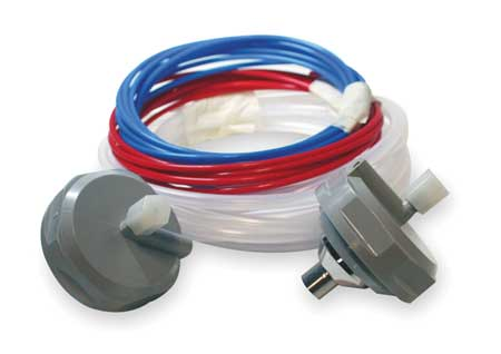 Pushbutton And Tubing Assy