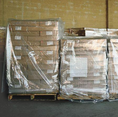 "85"" x 51"" Polyethylene Pallet Cover,  1.5 mil,  Pk100"