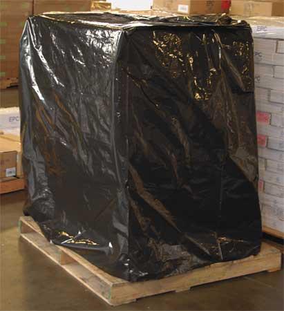 Pallet Cover, Standard, LDPE, Open, PK50