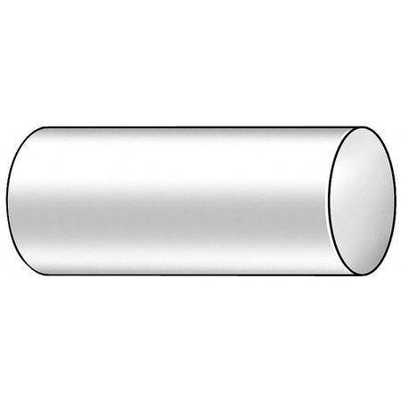 Rod, Aluminum, 6061, 2 1/2 In Dia x 1 Ft L