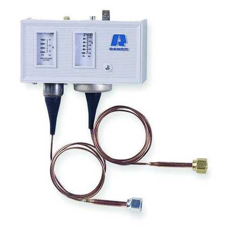 Compact Dual Pressure Control, 24/240 V