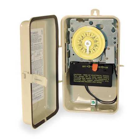 Electromechanical Timer, Swim Pool