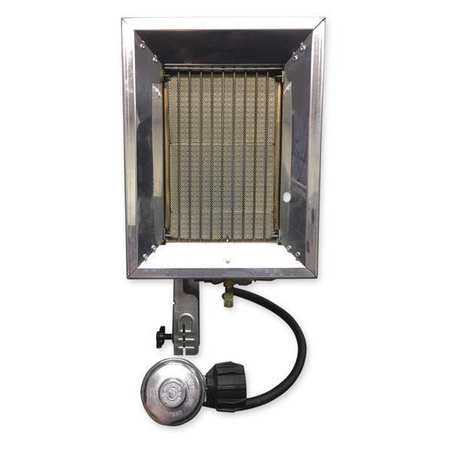 16000 BtuH Tank Top Portable Gas Heater,  LP