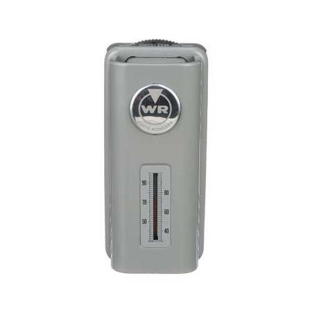 Line Voltage Mechanical Thermostat,  Commercial and Residential,  120 to 240VAC