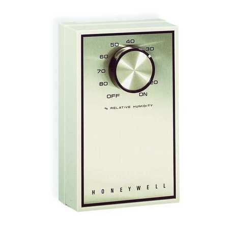 Ventilator Dehumidification Control
