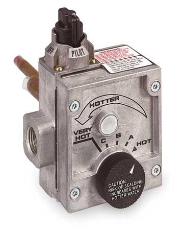 NG, Water Heater Control, 56K BtuH