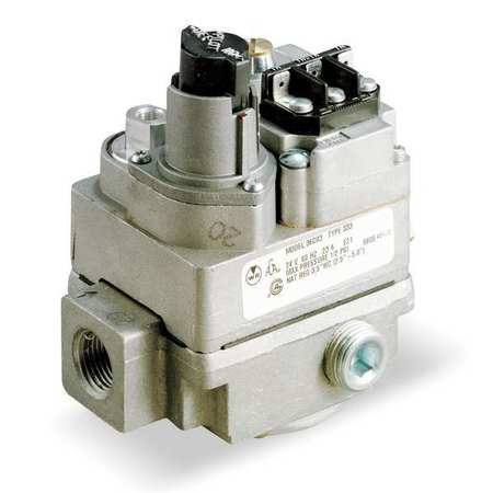 Gas Valve, Fast Opening, 230, 000 BtuH