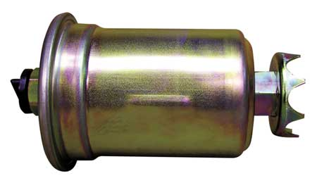 Fuel Filter, 4-29/32 x 2-3/4 x 4-29/32 In
